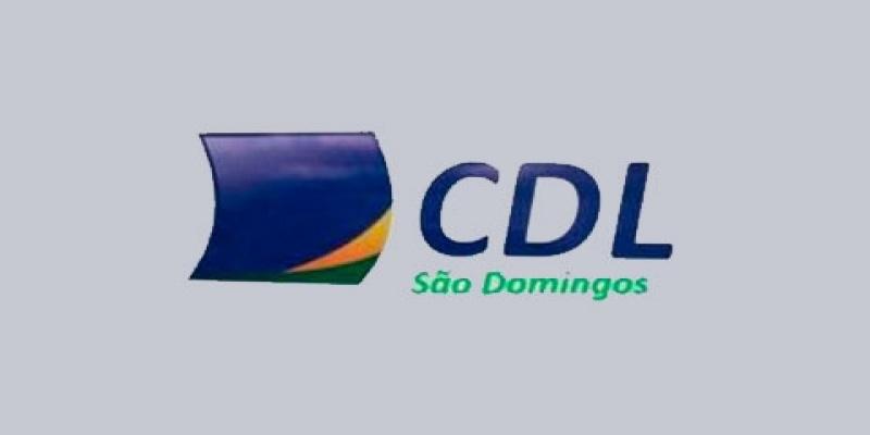 Presidente da Casa Legislativa de São Domingos participa da solenidade de posse da nova diretoria da CDL