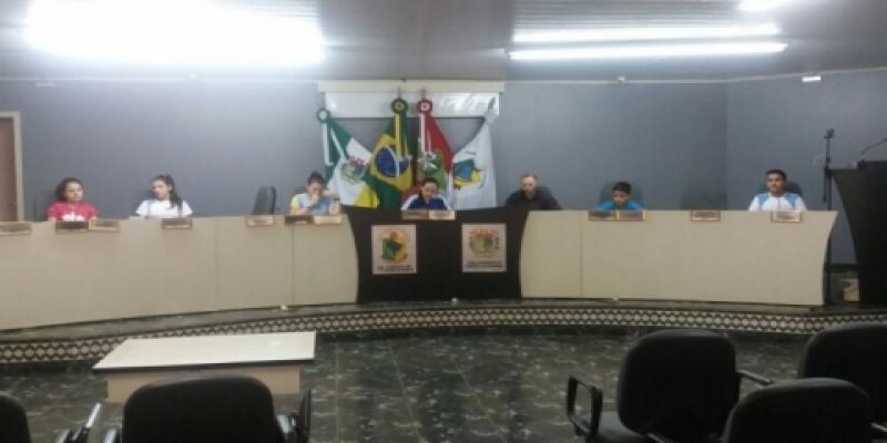 Última Sessão Ordinária da Câmara Jovem deste ano, será na próxima sexta-feira (24)